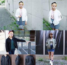 [키키코네오항공JP] #키키코 #KIKIKO #자체제작 #MADE #키작녀 #쇼핑몰 #10대 #여성 #네오 #항공 #자켓 #Jacket #Dailylook #Fashion #Model #데일리룩 #모델 #추천