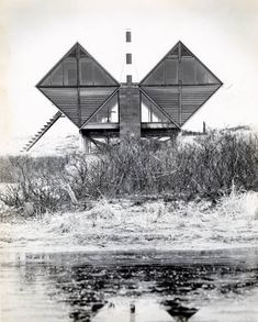 Andrew Geller, The Pearlroth House, Westhampton Beach, New York, 1958