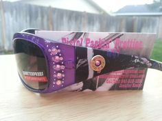 Marilyn 2 CF, purple frames muddy girl camo, 40s completed in Purple #camo