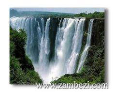 Victoria Falls 2 (360 feet, 108 miles)