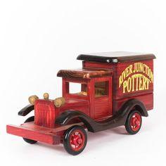 Caminhão Antigo em Miniatura