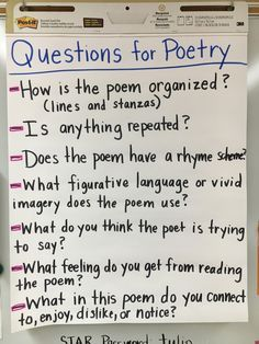 If poetry is taught the right way, students should be cheering at the thought of…