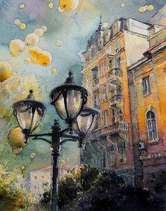 Kalina Toneva «Balloons»