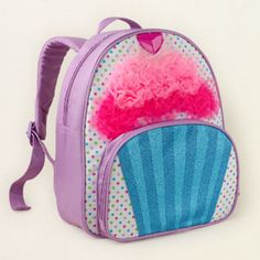 baby girl - accessories - cupcake backpack   Children's Clothing   Kids Clothes   The Children's Place