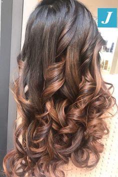Sfumature Nocciola _ Degradé Joelle #cdj #degradejoelle #tagliopuntearia #degradé #igers #musthave #hair #hairstyle #haircolour #longhair #ootd #hairfashion #madeinitaly #wellastudionyc