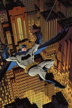 Batman by Mike Zeck
