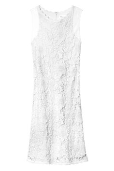 White Apparel and Accessories for Spring - White and Gold Spring Outfits - Harper's BAZAAR
