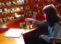 "Perfumer & Flavorist:  Spectacular profile by renowned expert Pia Long, a thousand thanks for her brilliant writing! 🙏💜👏✍ -- ""Mandy is in love with books; with research; with collecting; with learning – the way she talks about her interests would wake up someone from a coma - her enthusiasm is so palpable. But Mandy loves nothing more than the raw materials she works with. After spending some time in her company you believe that if aromatic materials had souls, Mandy would see into them."""