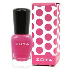 Zoya Nail Polish Mini in Lo with Color Cutie Box! Available while supplies last.