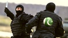 Pakistani special forces