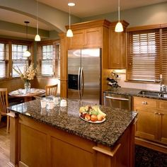 Spaces Kitchen Wall Colors With Cherry Cabinets Design, Pictures, Remodel, Decor and Ideas - page 51