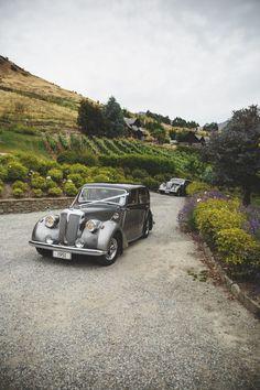 Queenstown, New Zealand Wedding - Planning by Simply Perfect Weddings - Photos by Jim Pollard Goes Click Chapel Wedding, Wedding Car, Garden Wedding, Wedding Reception, Wedding Photos, Wedding Ideas, Queenstown Gardens, Perfect Wedding, New Zealand