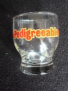 #Pedigree beer tasting #taster #glass rare mint free uk p&p breweriana,  View more on the LINK: http://www.zeppy.io/product/gb/2/361647435681/