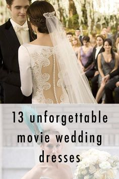 Everyone loves a good wedding - and of course, a perfect wedding dress. These movies hit the mark perfectly!
