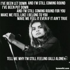 Mazzy Star_ I've been let down
