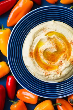 Hummus - Cooking Classy