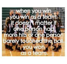 volleyball team quotes - Google Search