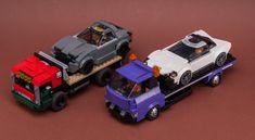 LEGO MOC 76903 Cross Coupe by Keep On Bricking | Rebrickable - Build with LEGO Lego Moc, Brick, Cars, Cutaway, Autos, Car, Bricks, Automobile, Trucks