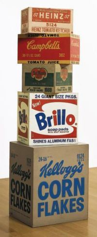 retro- My dad worked and retired from Brillo. OMG.