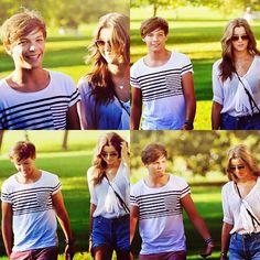 aww Elounor!! (Eleanor +Louis)