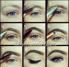 Eyebrows Maquillaje para cejas