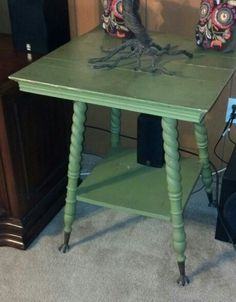 Antique table - passed down from my Grannie