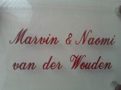 Marvin en Naomi