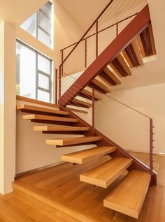 50 Amazing Staircase Ideas_39