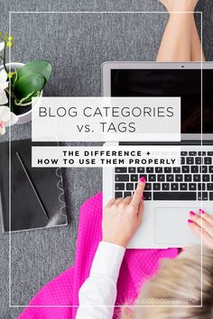 Blog Categories Vs T