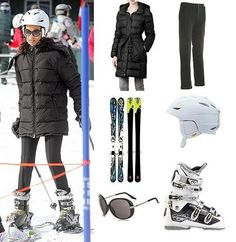 Cute Snow Ski Outfits Women