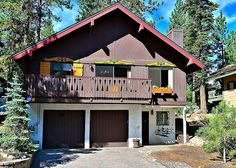 3BR/3BA + Loft Tahoe Tyrol Chalet with a Private Hot Tub and Gourmet Kitchen will charm you with its unique, intricate Tyrolean architecture and its phenomenal location. One mile from Heavenly Village and Stateline's casinos and the south shore of Lake Tahoe! - Turnkey Vacation Rental