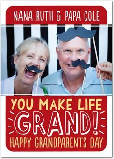 Grandparents Day - photo booth possibly? Grandparents Day Preschool, Grandparents Day Cards, Grandparent Photo, Senior Activities, Theme Days, Student Council, School Events, School Photos, Kids Church