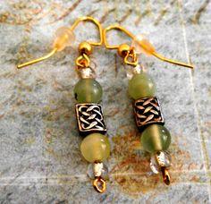 Druid Dew earrings