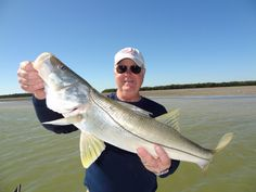 John Jenkins with a nice snook #snookfishing on www?reelmello.com
