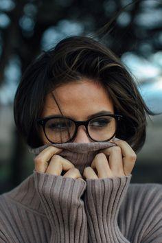 California daydreaming in RAEN Marin eyeglasses.