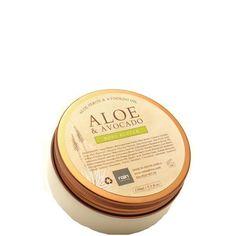aloe & avocado body butter