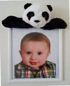 Photo frame for children