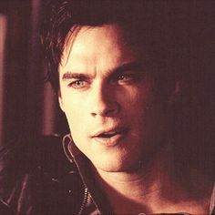GIF- Ian Somerhalder as Damon Salvatore - The Vampire Diaries