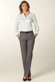 plus size mother of the bride pant suits Ladies Trouser Suits, Trousers Women, Pants For Women, Business Casual Trousers, Types Of Suits, Mother Of Bride Outfits, Plain Shirts, How To Look Classy, Grey Fashion