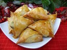 Briwat de pollo y almendras (receta marroquí) ~ La tipica Cocina Marroqui