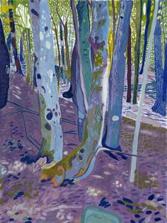 Elizabeth Chapin - Forest Meditation 3