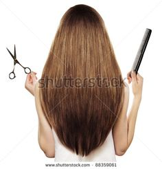 Long Hair Back Stock Photos, Images, & Pictures | Shutterstock