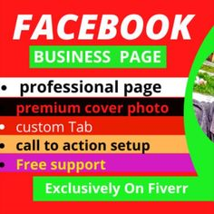 HI I am a professional Facebook marketer. Now a days Facebook marketing is most popular in the world. Facebook business page help every business platform reach to top position. So you can do page promotion and products advertising millions of peoples in worldwide. I will do create,SEO and optimize your Facebook business page. Facebook Business, Facebook Marketing, Online Marketing, Digital Marketing, Seo Professional, Advertise Your Business, Call To Action, Business Pages, People Around The World