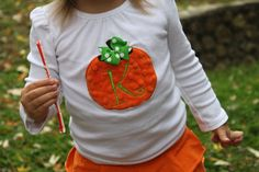 Hey, I found this really awesome Etsy listing at http://www.etsy.com/listing/154333589/pumpkin-shirt-pretty-little-pumpkin