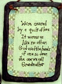Great ideas for quilt labels - Image detail for -Grandmother Quilt Poem Quilting Quotes, Quilting Tips, Quilting Projects, Sewing Projects, Crazy Quilting, Sewing Tips, Boy Quilts, Denim Quilts, Girls Quilts