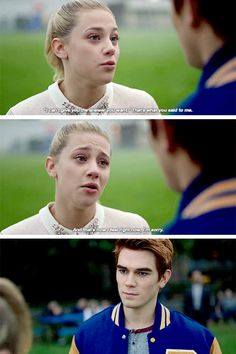 suck it ya whiny boy Cute Bff Quotes, Chad And Abby, Riverdale Quotes, Archie Comics Riverdale, Betty Who, I Dont Fit In, Archie And Betty, River Dale, Archie Andrews