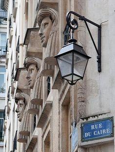 Rue du Caire - Paris 2e