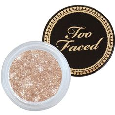 Too Faced Glamour Dust (€21) ❤ liked on Polyvore featuring beauty products, makeup, eye makeup, eyeshadow, beauty, 35. eye makeup., cosmetics, pink fire, womens-fashion and too faced cosmetics