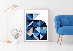Turquoise Wall Art, Black And White Posters, Marble Print, Nursery Design, Minimalist Art, Geometric Shapes, Printable Art, Wall Art Prints, Online Printing
