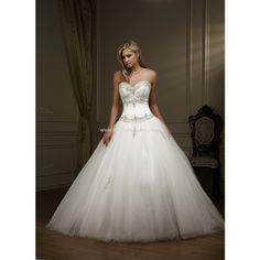 Mia Solano Wedding Dresses ❤ liked on Polyvore